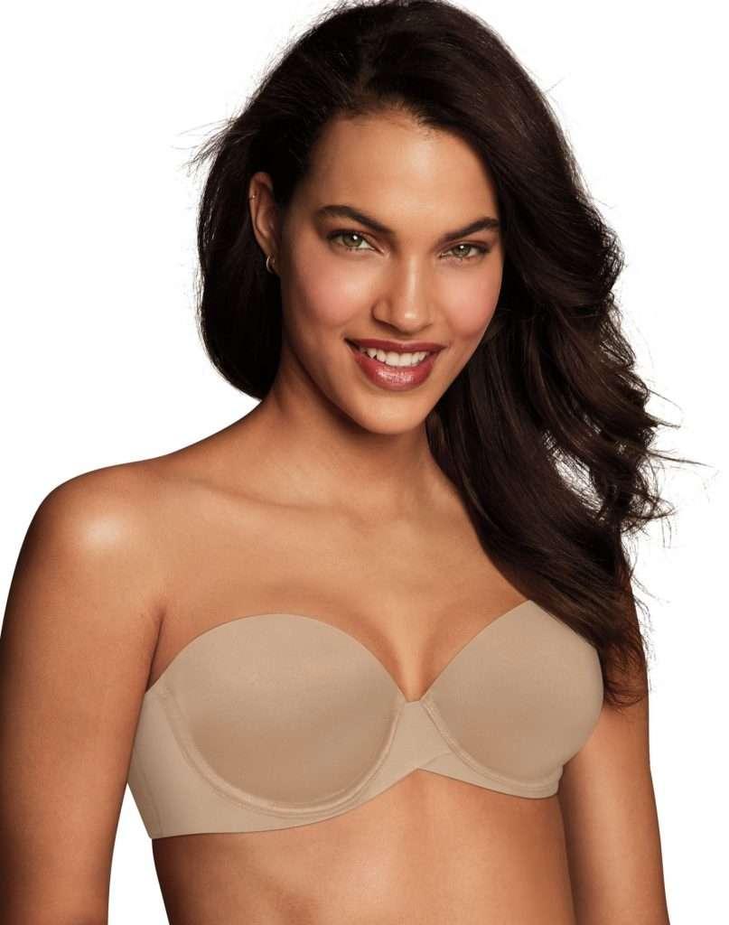 strapless bra maidenform small cups